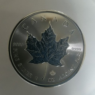 Kanadyjski Liść Klonowy 1 Uncja Srebra 2020 доставка товаров из Польши и Allegro на русском