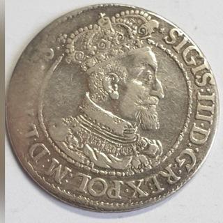 Орт Гданьский 1617 году, Сигизмунд III Ваза доставка товаров из Польши и Allegro на русском