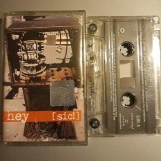 Hey sic!- kaseta magnetofonowa доставка товаров из Польши и Allegro на русском