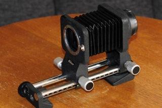 Mieszek fotograficzny Nikon PB-5, Made in Japan доставка товаров из Польши и Allegro на русском