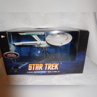 Hot Wheels 2008 Star Trek USS Enterprise NCC1701A  доставка товаров из Польши и Allegro на русском