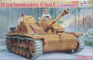DRAGON 6454 10.5cm Sturmhaubitze 42 Ausf.G  доставка товаров из Польши и Allegro на русском