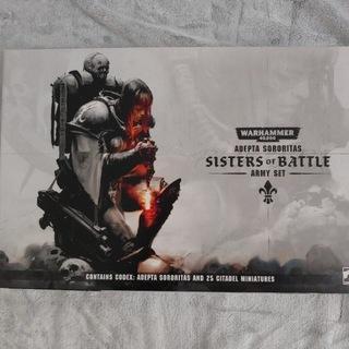 Adepta Sororitas Sisters of Battle Army Set доставка товаров из Польши и Allegro на русском