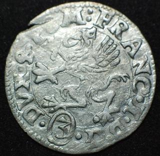 grosz 1617, Franciszek I, popiersie доставка товаров из Польши и Allegro на русском