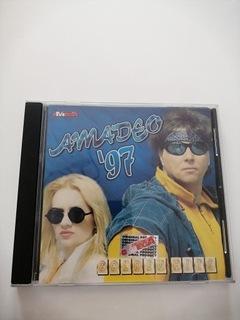Купить диск группы Amadeo '97 Golden Hits доставка товаров из Польши и Allegro на русском