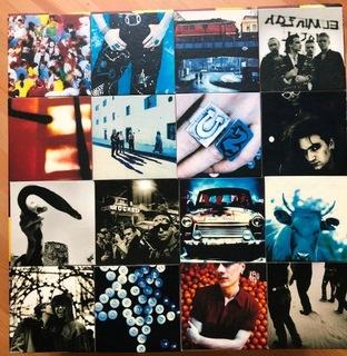 U2 Achtung Baby Uber Deluxe box + очки