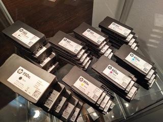 Пустые оригинальные картриджи для HP тип и 950XL 951XL доставка товаров из Польши и Allegro на русском