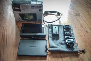 Sony monitor CLM-V55 доставка товаров из Польши и Allegro на русском