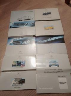 Mercedes książki serwisowe dla kolekcjonera  доставка товаров из Польши и Allegro на русском