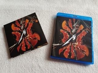 Metallica: S&M2 (Blu-Ray)+(2CD) доставка товаров из Польши и Allegro на русском