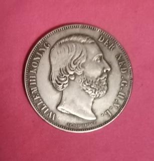 2 i 1/2 guldena 1852 Niderlandy доставка товаров из Польши и Allegro на русском