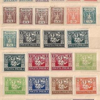 Fi 144/163**Верхняя Силезия 1923 сорта цвет доставка товаров из Польши и Allegro на русском