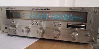 Amplituner vintage Marantz 2216b  доставка товаров из Польши и Allegro на русском