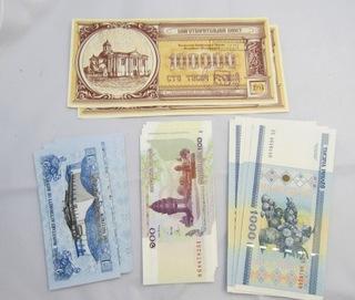 Набор банкнот доставка товаров из Польши и Allegro на русском