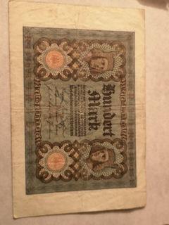100 marek 1920 rok  доставка товаров из Польши и Allegro на русском