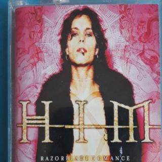 HIM Razorblade Romance- kaseta magnetofonowa доставка товаров из Польши и Allegro на русском