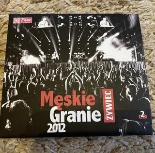Męskie Granie 2012 2CD unikat stan bdb доставка товаров из Польши и Allegro на русском