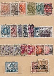 ШИМ Набор смешанный 1919 до 1939 доставка товаров из Польши и Allegro на русском