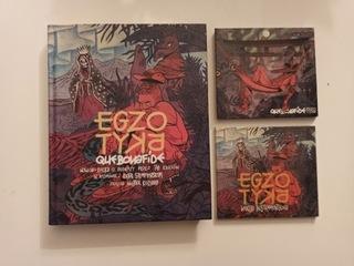 QUEBONAFIDE EGZOTYKA CD DVD KSIĄŻKA INSTRUMENTALNI доставка товаров из Польши и Allegro на русском