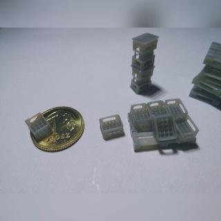 Zestaw 8 skrzyń i 4 euro palet 1:72 Żywica доставка товаров из Польши и Allegro на русском