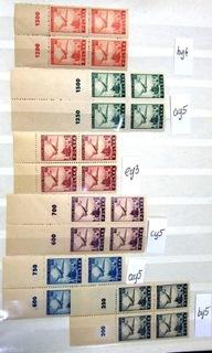 FI 395-400 ** - ДАКОТА - тема 1946 года + описание J. Waloch  доставка товаров из Польши и Allegro на русском