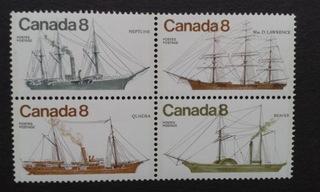 Канада 1975. Исторический флот. Цена договорная  доставка товаров из Польши и Allegro на русском