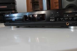 Philips CD 722-CD-проигрыватель с TDA+пульт дистанционного управления доставка товаров из Польши и Allegro на русском