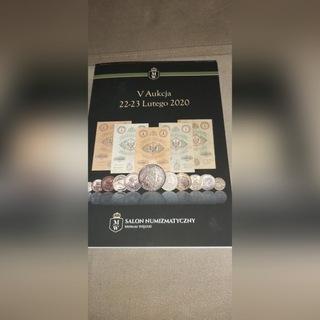 Katalog V aukcja 22-23 luty 2020 доставка товаров из Польши и Allegro на русском