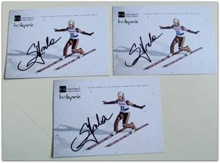 Автограф с фотографией Стефан ХУЛА-оригинал доставка товаров из Польши и Allegro на русском