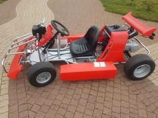 Gokart Karting F-kart 100 NOWY 16 500 zł доставка товаров из Польши и Allegro на русском