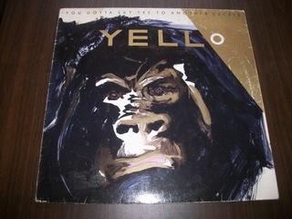 YELLO - YOU GOTTA SAY YES TO ANOTHER EXCESS доставка товаров из Польши и Allegro на русском