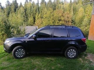 Subaru Forester доставка товаров из Польши и Allegro на русском