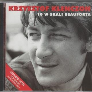 K. KLENCZON-10 w skali Beauforta  AKAR '95 MINT CD доставка товаров из Польши и Allegro на русском
