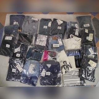 Микс Палитра мужская одежда Jack&Jones 392 шт доставка товаров из Польши и Allegro на русском