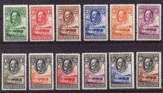 Wielka Brytania- Bechuanaland - Jerzy V -1932* доставка товаров из Польши и Allegro на русском