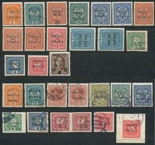 1919 его - КРАКОВ - КОМПЛЕКТ - Fi.3450 РУБЛЕЙ - 29 x GW. доставка товаров из Польши и Allegro на русском