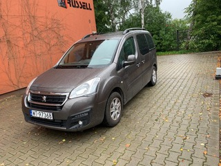 Peugeot Partner Tepee 15-Partner 1.6 BlueHDi Activ доставка товаров из Польши и Allegro на русском