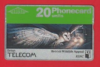 WIELKA BRYTANIA fauna ptak sowa / 046C доставка товаров из Польши и Allegro на русском