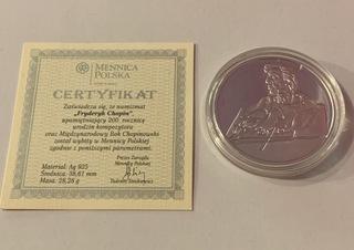 komplet 2ch srebrnych monet доставка товаров из Польши и Allegro на русском