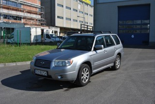Subaru Forester 2.5 Benz + LPG, drugi właściciel доставка товаров из Польши и Allegro на русском