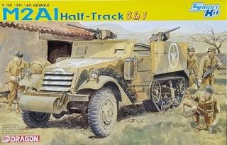 DRAGON 6329 M2A1 Half-Truck (2 in 1) (Smart kit) доставка товаров из Польши и Allegro на русском