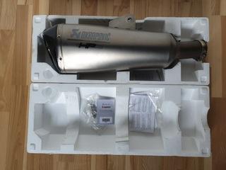 Спортивный глушитель Akrapovic HP для BMW R1200R и R1200 доставка товаров из Польши и Allegro на русском