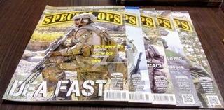 SPECIAL OPS - комплект журналов доставка товаров из Польши и Allegro на русском