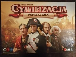 Цивилизация сквозь века 3-е издание  доставка товаров из Польши и Allegro на русском