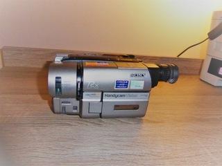 камера sony hi8 xr ccd-trv69e сумка топ модель  доставка товаров из Польши и Allegro на русском