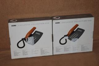 стационарный телефон doro x50 элегантный доставка товаров из Польши и Allegro на русском