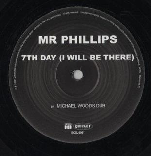 MR PHILLIPS - 7-Й ДЕНЬ (Я БУДУ ТАМ)! Сиджей Стоун доставка товаров из Польши и Allegro на русском