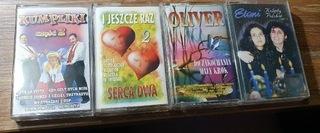 Музыкальные кассеты - Аудиокассеты  доставка товаров из Польши и Allegro на русском