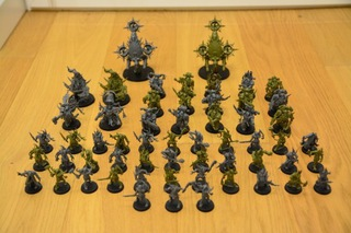 Wh40k Death Guard z Dark Imperium i Know no fear доставка товаров из Польши и Allegro на русском