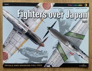 Fighters over Japan part I Topcolors kalki + maski доставка товаров из Польши и Allegro на русском